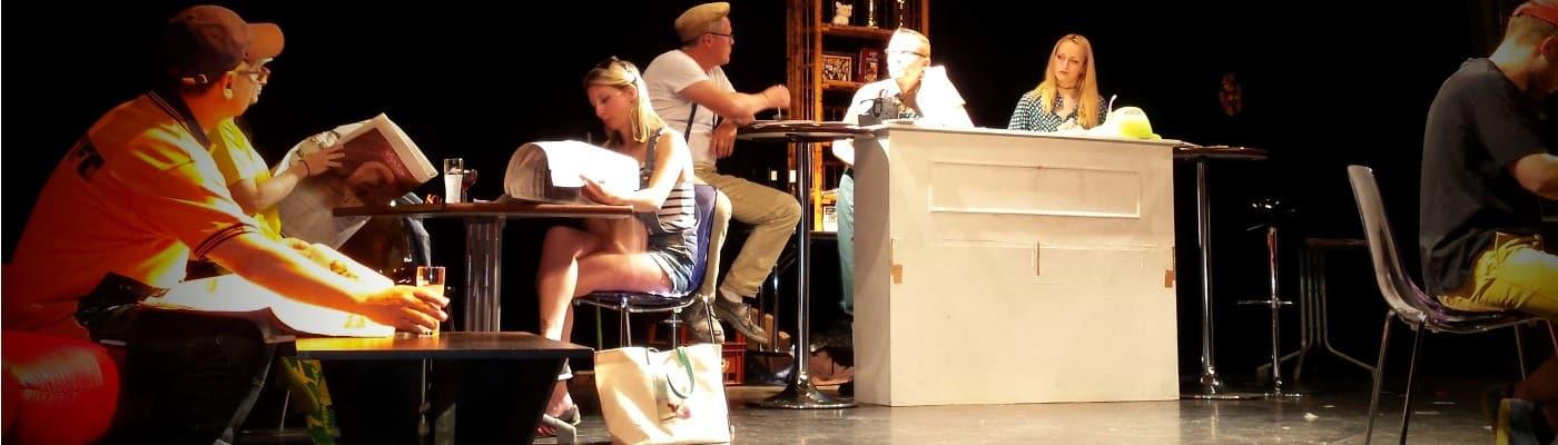 Ateliers théâtre et chorale