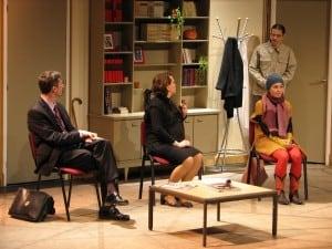 Toc toc de Laurent Baffie - 2009 - Théâtre Beaulieu Cie Même pas cap