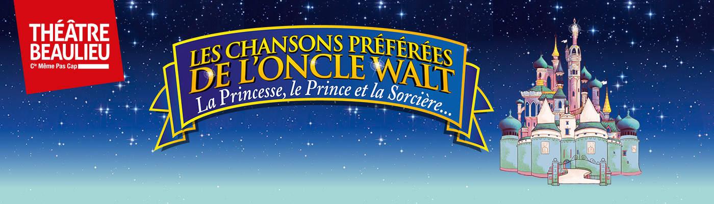 Les chansons préférées de l'Oncle Walt
