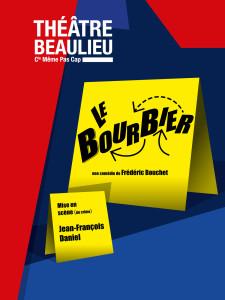 Le Bourbier - Théâtre Beaulieu - affiche internet